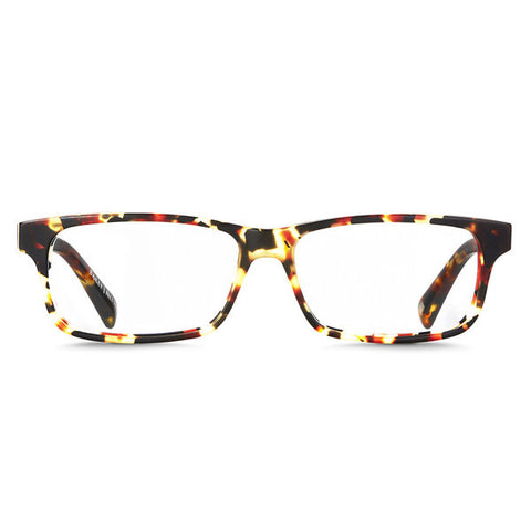 Eliot / Matte Red Tortoise Shell {{product_type}} - Bailey Nelson London