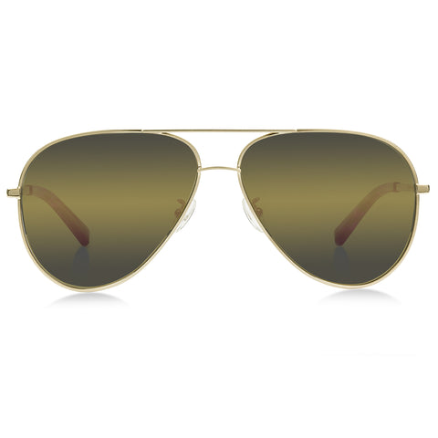 Kingsford / Brushed Gold -Sunglasses - Bailey Nelson London - 1