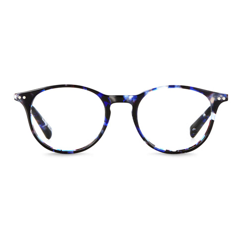 Markova / Electric blue tortoise {{product_type}} - Bailey Nelson London