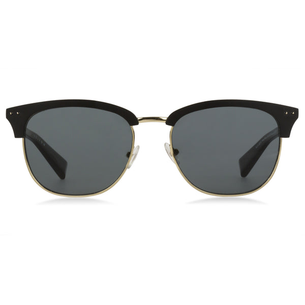Neilson / Matte Black With Gold -Sunglasses - Bailey Nelson London - 1