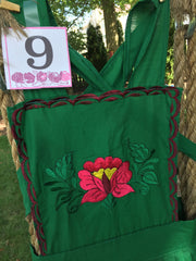 Mexican Apron-Betty #5