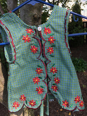 Mexican Apron-Toddler Size #66