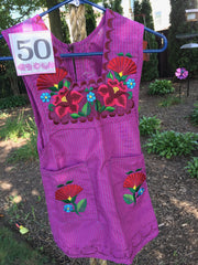 Mexican Apron-Child Size #50