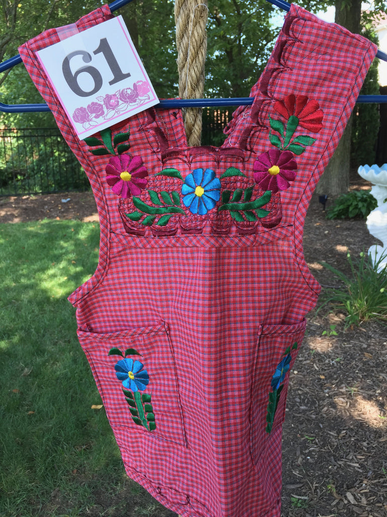 Mexican Apron-Child Size #61