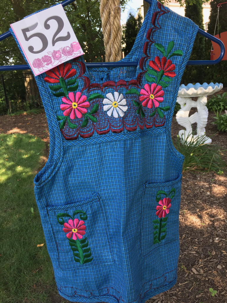 Mexican Apron-Child Size #52