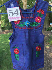 Mexican Apron-Child Size #54