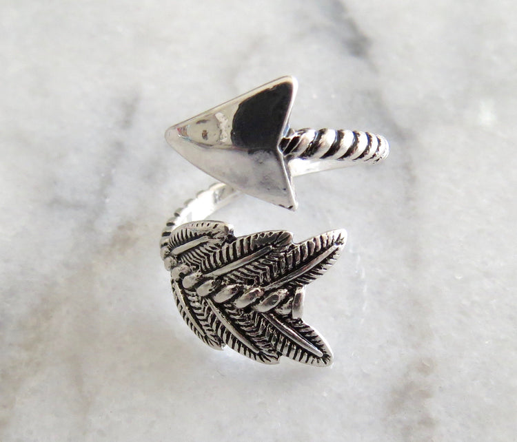 large arrow ring