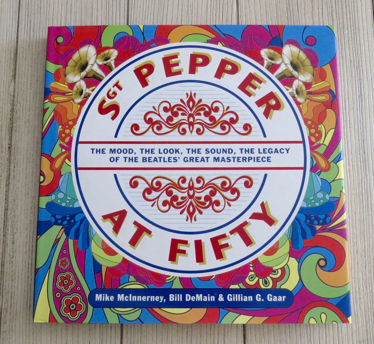 sgt pepper book