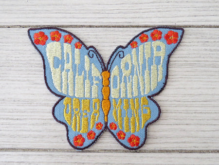 california dreaming patch