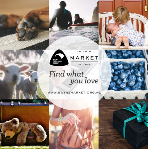 Buy New Zealand Market Place Website Launch
