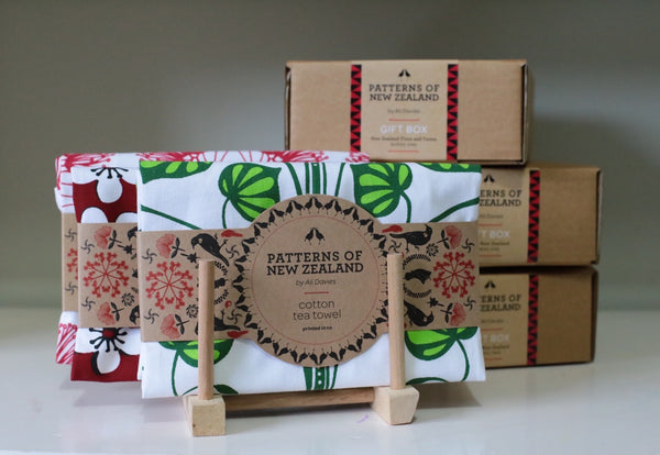 Gift Box - Flora and Fauna Series Two - Set of Three