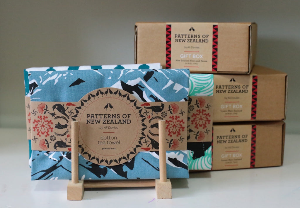 Gift Box - Iconic New Zealand Series Two - Set of Three
