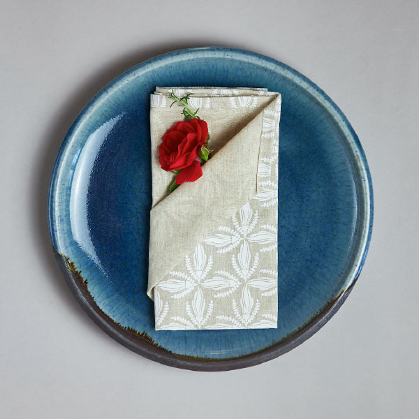 Table Napkin - Kowhai Lace