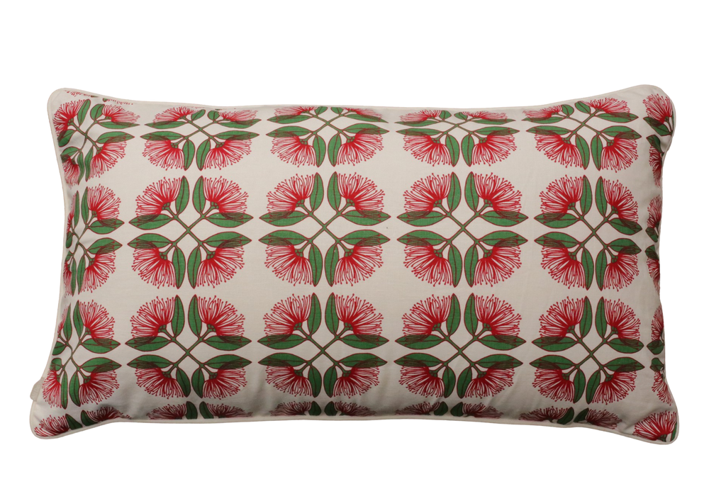 Lodge Pohutukawa Pillow Cover