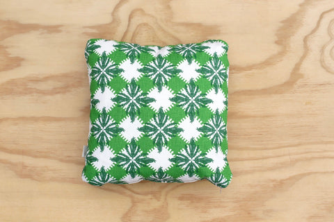Pacifica print in Green 40cm Cushion