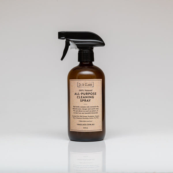 100% Natural All-Purpose Cleaning Spray