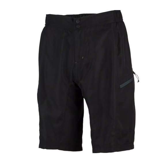 Bellwether Alpine Mens Baggies Cycling Short: Black - Cycling Shorts