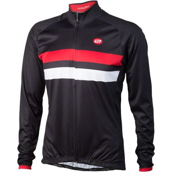 Bellwether Legacy Long Sleeve Jersey - Large / Black - Jersey