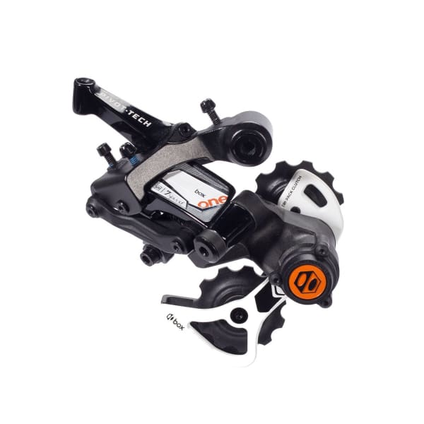 BOX Components One Rear DH Derailleur (Short Cage): Hard Onyx