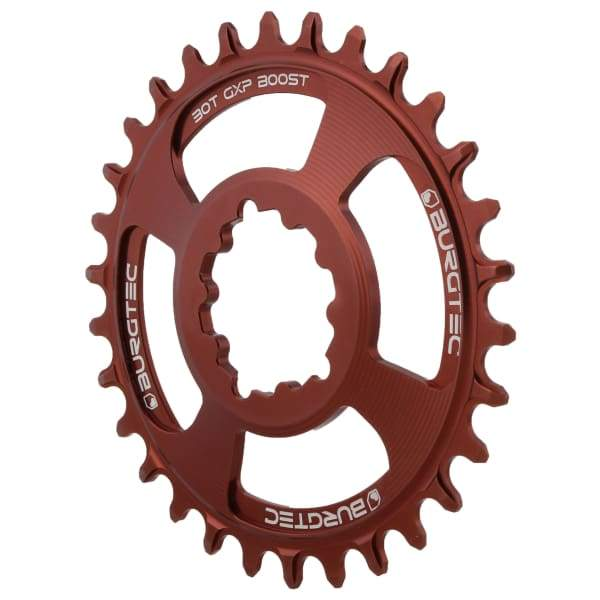 Burgtec GXP Boost Thick Thin Chainrings: Kash Bronze