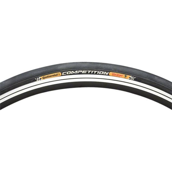 Continental Competition Tubular Black Chili Rubber