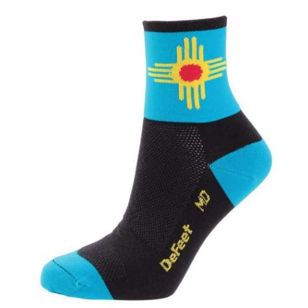 "DeFeet Aireator 5"" New Mexico Socks"