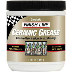 Finish Line Ceramic Grease - 1lb tub - Maintenance Products