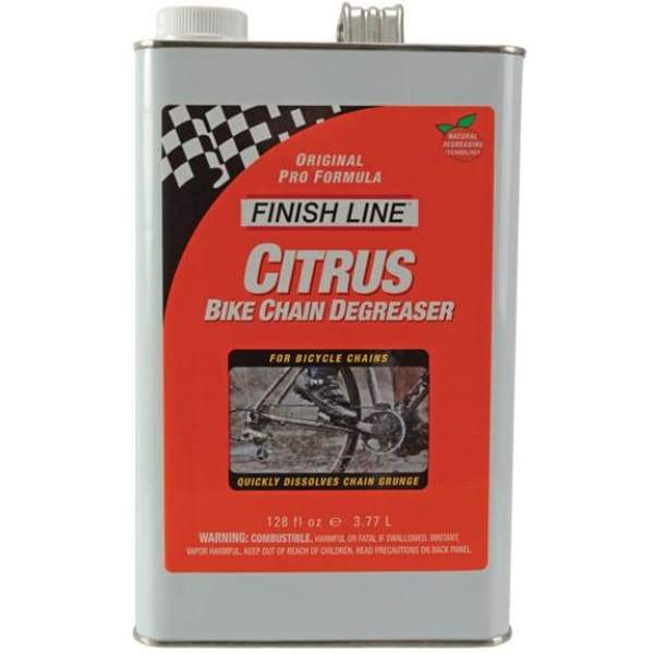 Finish Line Citrus Biosolvent - 128oz (1 gallon) - Maintenance Products