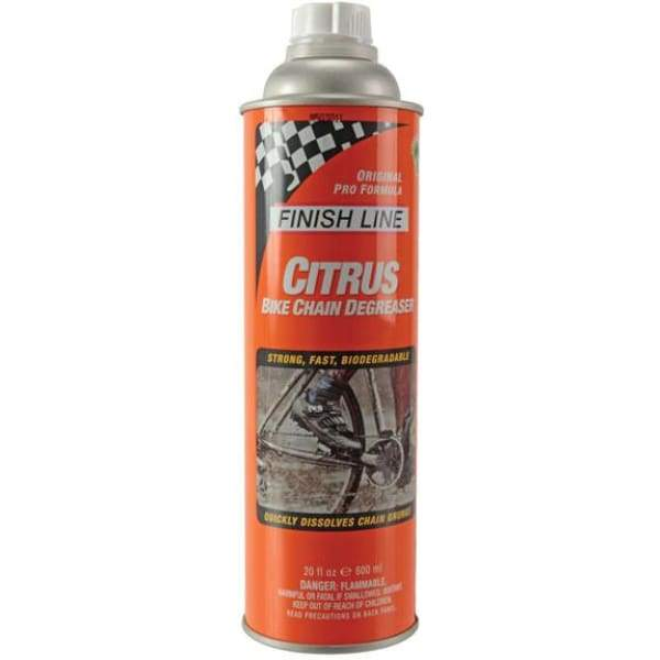 Finish Line Citrus Biosolvent - 20oz bottle - Maintenance Products
