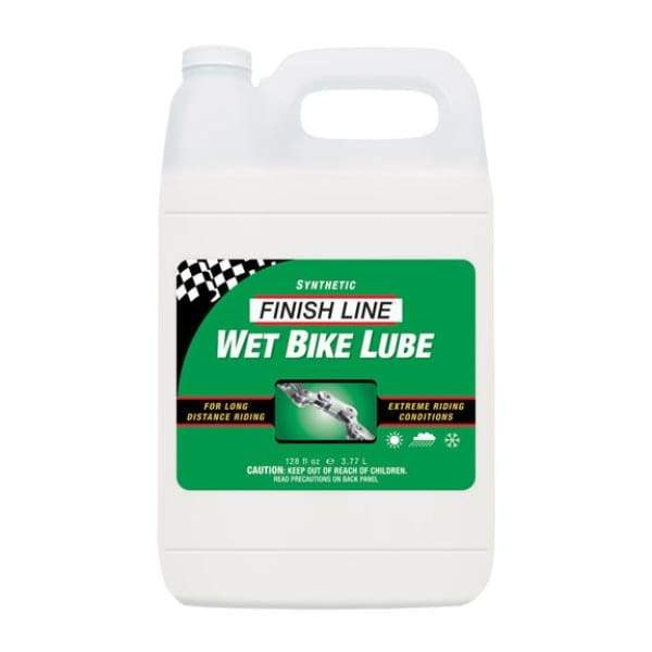Finish Line Cross Country Wet Lube - 128oz (1 gallon) - Maintenance Products