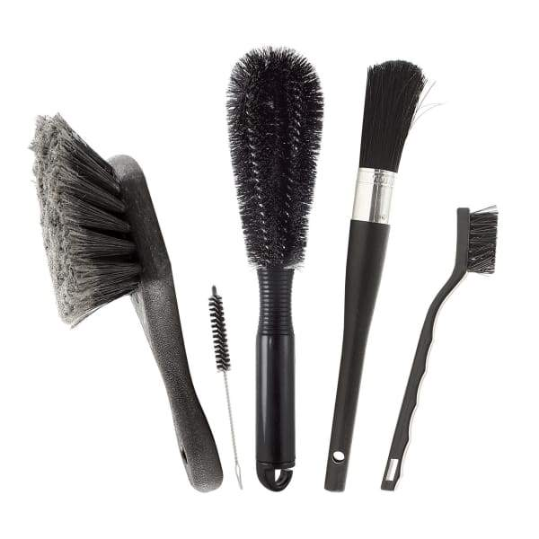 Finish Line Easy Pro Brush Set - Black - Maintenance Products