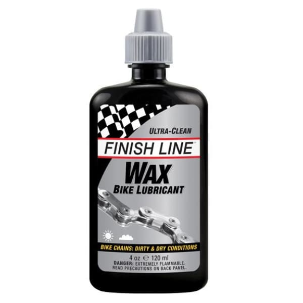 Finish Line Krytech Paraffin Lube - yes / 4oz drip - Maintenance Products