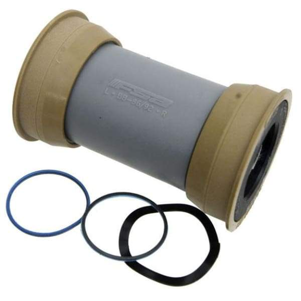 FSA BB86/92-MegaExo Stainless Adapter Bottom Bracket