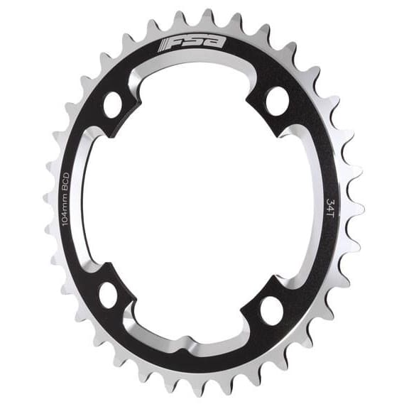 FSA Downhill 3mm Chainring - 34t - Chainrings & Guards