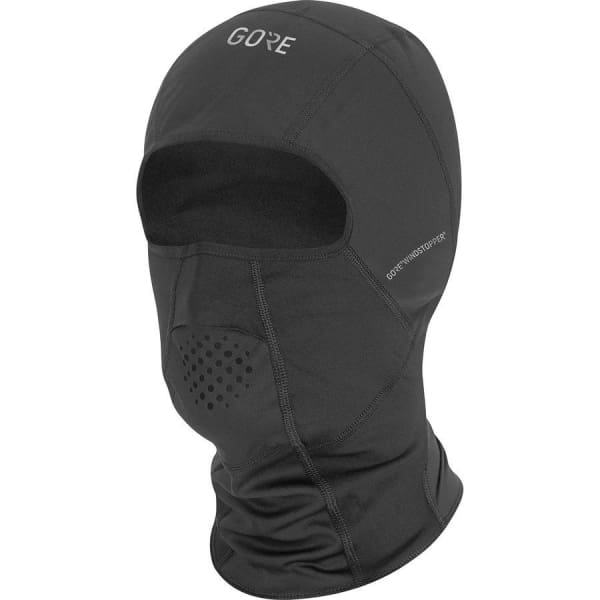 GORE WINDSTOPPER Balaclava, Black