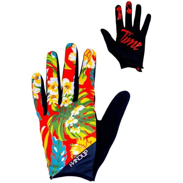 Handup Most Days Glove - Red Floral