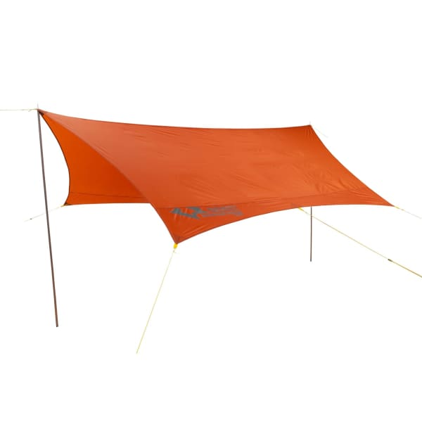 Mountainsmith Mountain Shade Tarp: Burnt Ochre