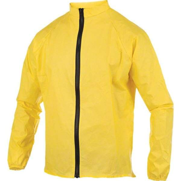O2 Cycling Rain Jacket - 2X-Large / Yellow - Cycling Jacket