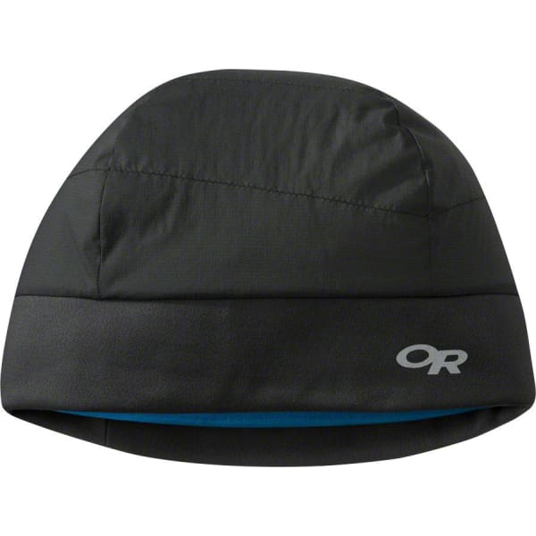 Outdoor Research Ascendant Beanie: Black/Tahoe