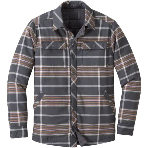 Outdoor Research Kalaloch Men's Reversible Jacket: Storm Plaid