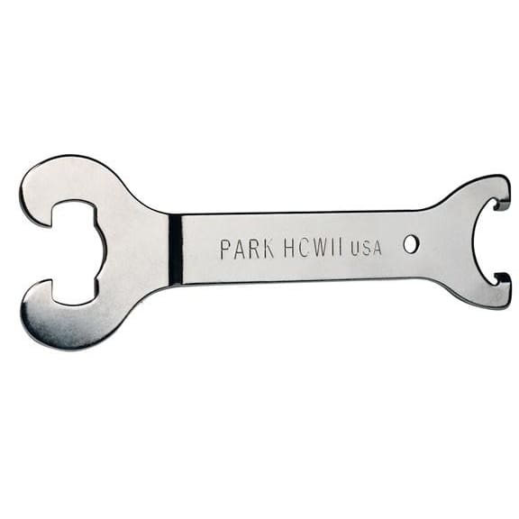 Park Tool Open Bottom Bracket Wrench - bottom bracket flat wrench HCW-11 - Tools