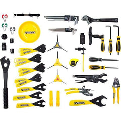 Pedros Apprentice Bench Tool Kit: 55-Piece Shop Tool Set - Tools