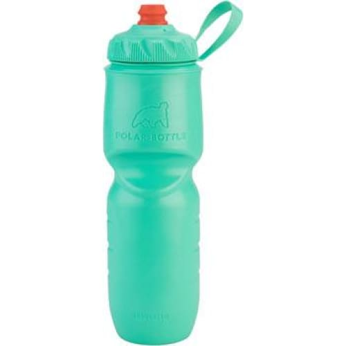 Polar Bottle Insulated Water Bottle with ZipStream Cap: 24oz