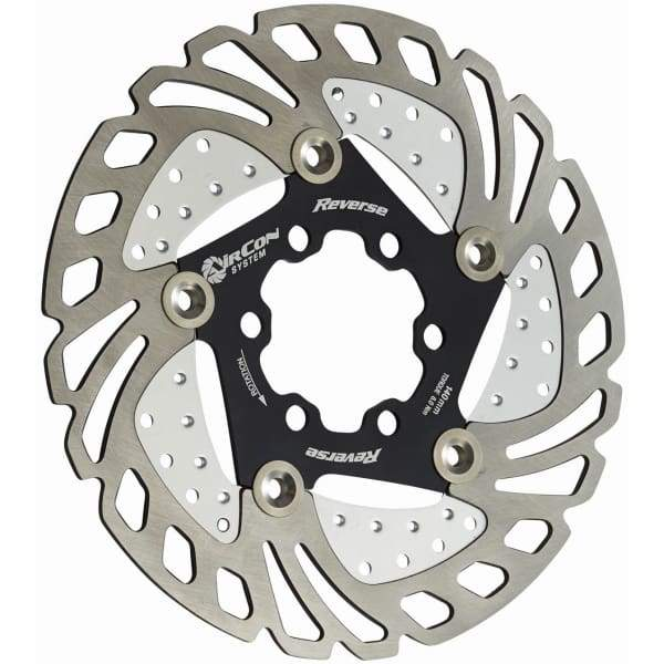 Reverse AirCon Disc Rotor