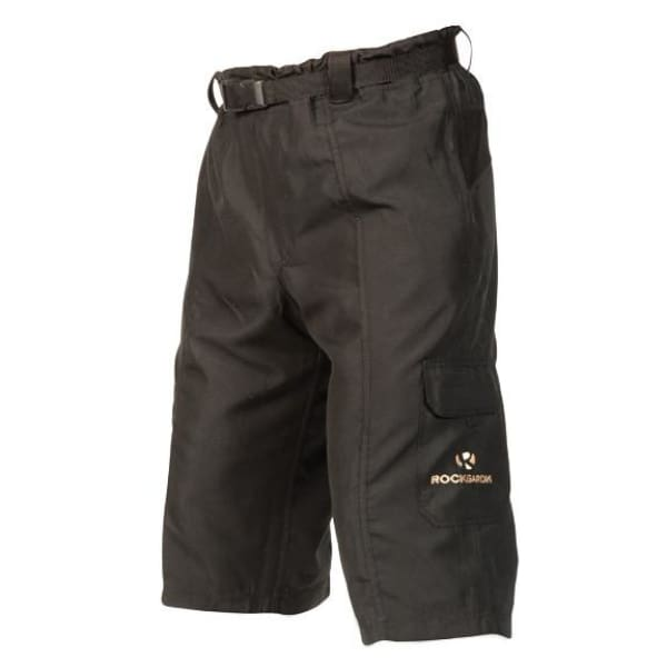 Rockgardn Karma All-Mountain Shorts - Black / Large (34) - Mens Shorts/Pants