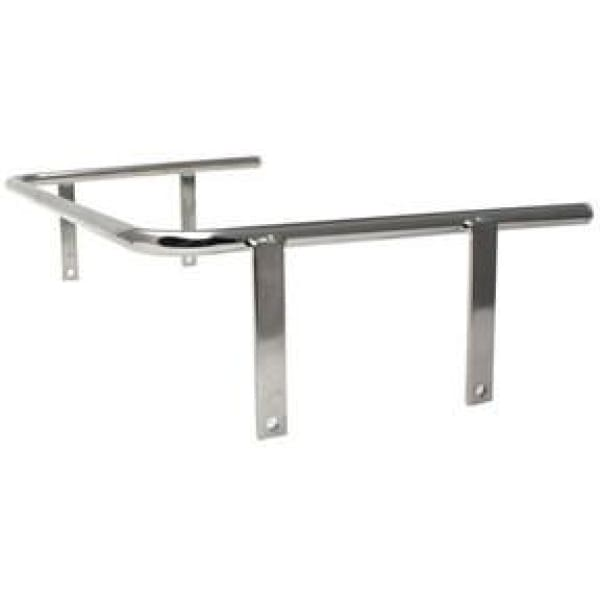 Soma Porteur Front Fence Rack - Stainless Steel - Racks
