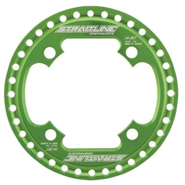 Straitline SG Bashrings - Chainrings & Guards