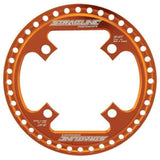 Straitline SG Bashrings - orange / 38-40t - Chainrings & Guards