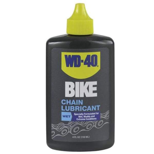 WD-40 BIKE Wet Lube - no / 4oz drip - Maintenance Products