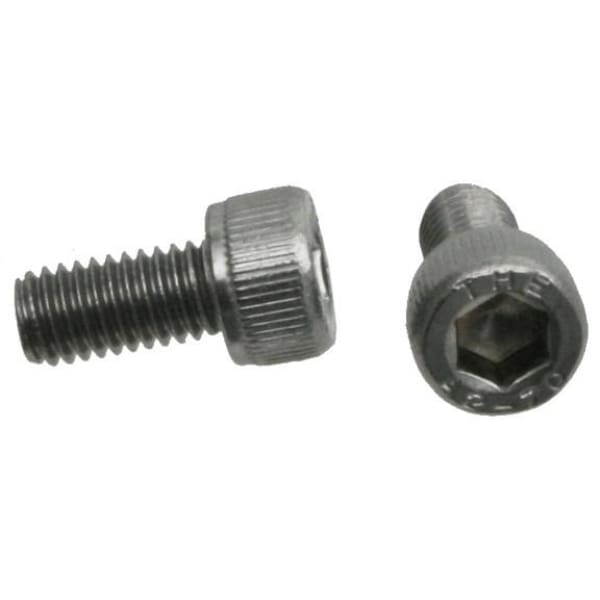 Wheels Stainless Steel Bolt - socket hex cap / 10mm / M5 - Fasteners